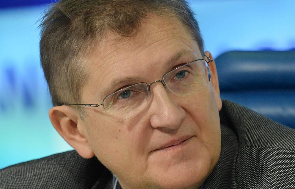 автор В.И. Гущин